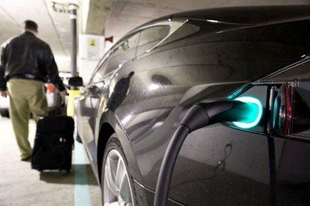 Sea Tac Plugs In Additional Charging Stations