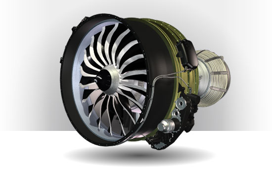 CFM56 Leap Engine